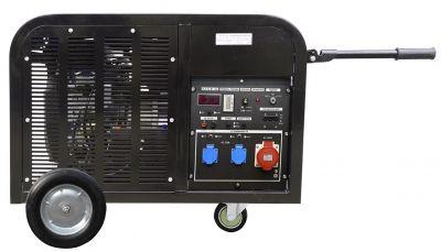 Бензиновый генератор ТСС SGG 10000-3 с АВР