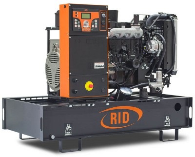Дизельный генератор RID 20 E-SERIES с АВР