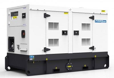 Дизельный генератор Power Link PPL20 в кожухе с АВР
