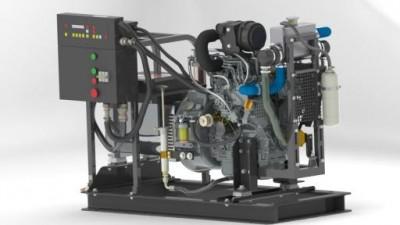 Дизельный генератор Вепрь АДА 12-230 ТЯ