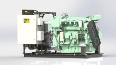 Дизельный генератор Вепрь АДС 120-Т400 ТК