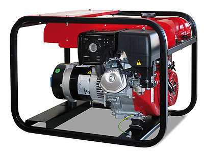 Бензиновый генератор Gesan G 10000 V L Электростартер