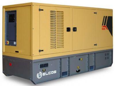 Дизельный генератор Elcos GE.JD3A.130/120.SS