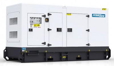Дизельный генератор Power Link WPS250S