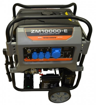 Бензиновый генератор Mitsui Power ZM 10000 E