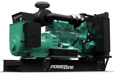 Дизельный генератор Power Link GMS375C