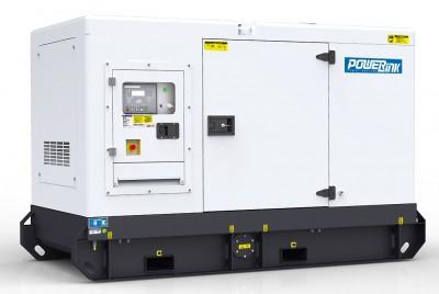 Дизельный генератор Power Link WPS45S