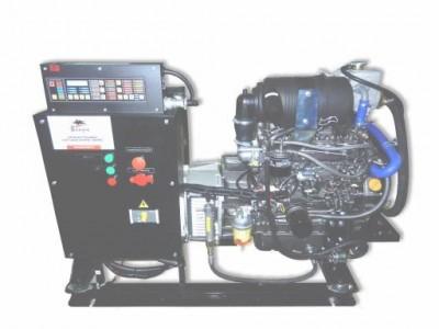 Дизельный генератор Вепрь АДА 31,5-Т400 ТЯ
