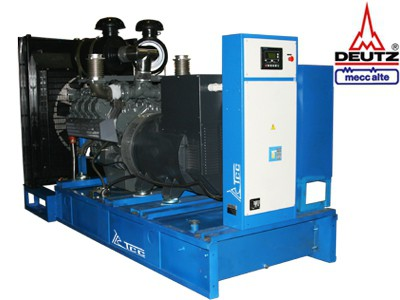 Дизельный генератор ТСС АД-490С-Т400-1РМ6