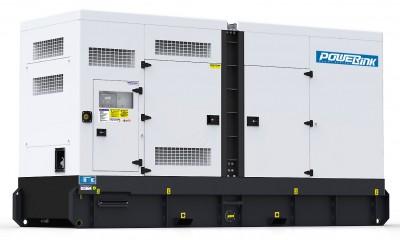 Дизельный генератор Power Link WPS350S