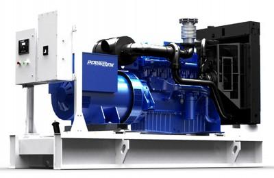 Дизельный генератор Power Link WPS350