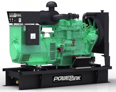 Дизельный генератор Power Link GMS42PX с АВР