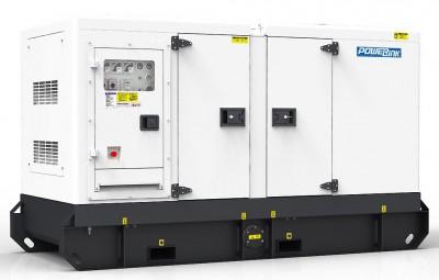 Дизельный генератор Power Link GMS42PX в кожухе