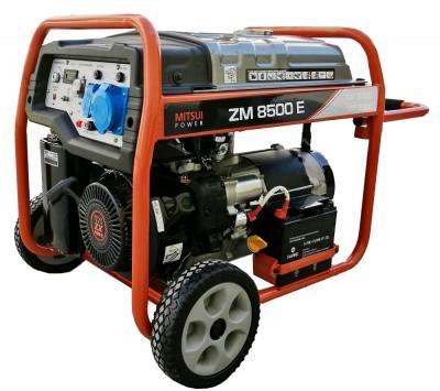 Бензиновый генератор Mitsui Power ZM 8500 E