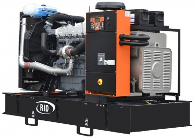 Дизельный генератор RID 130 V-SERIES