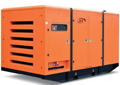 Дизельный генератор RID 300 B-SERIES S с АВР