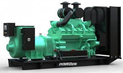 Дизельный генератор Power Link GMS750C