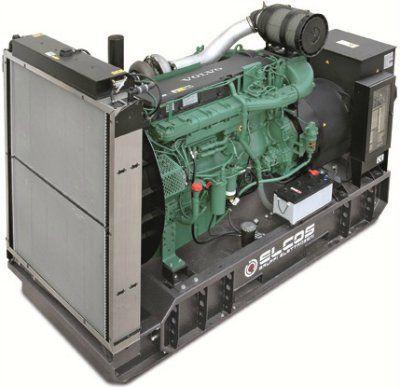 Дизельный генератор Elcos GE.DZ.560/510.BF с АВР