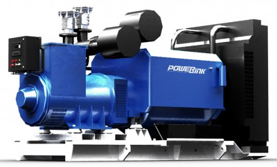 Дизельный генератор Power Link WPS900