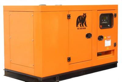 Дизельный генератор Азимут АД 8-Т400 в кожухе