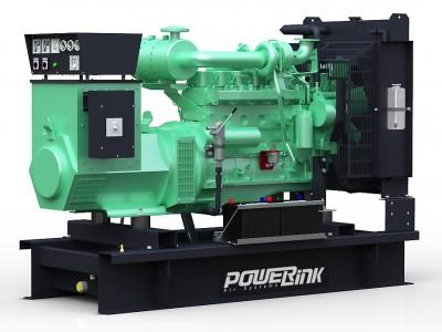 Дизельный генератор Power Link GMS100C с АВР