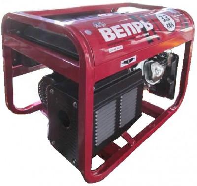 Бензиновый генератор Вепрь АБП 3,3-230 ВФ-БГ
