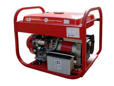 Бензиновый генератор Вепрь АБП 6-230 ВФ-БГ