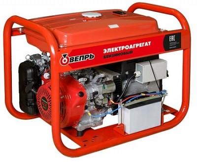 Бензиновый генератор Вепрь АБП 6-230 ВХ-БСГ