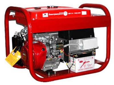 Бензиновый генератор Вепрь АБП 7/4-T400/230 ВХ-БСГ
