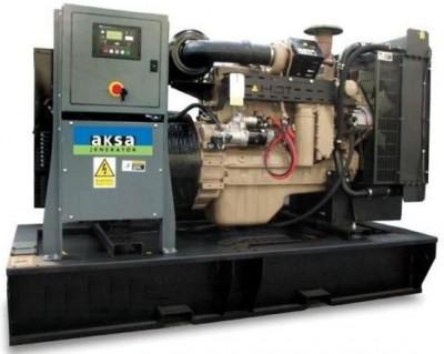 Дизельный генератор Aksa AC-170 с АВР