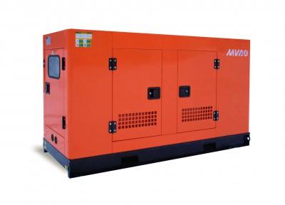 Дизельный генератор MVAE АД-20-230-Р в кожухе