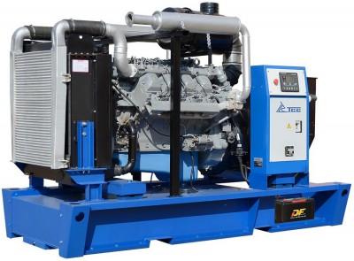 Дизельный генератор ТСС АД-100С-Т400-1РМ4 с АВР