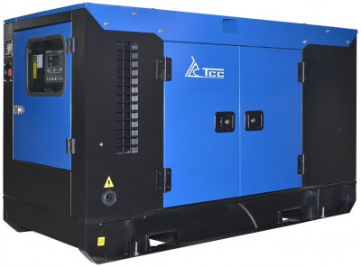 Дизельный генератор ТСС АД-16С-230-1РПМ10 с АВР