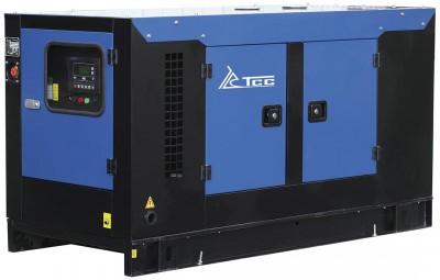 Дизельный генератор ТСС АД-12С-230-1РПМ10 с АВР