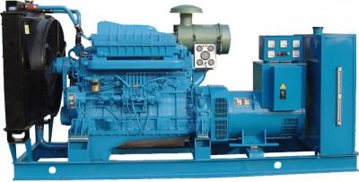 Дизельный генератор Азимут АД 400-Т400 с АВР