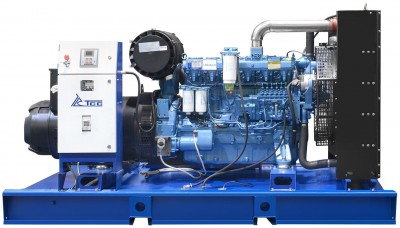 Дизельный генератор ТСС TBd 344SA