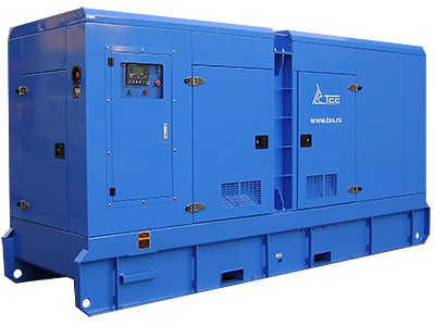 Дизельный генератор ТСС АД-300С-Т400-1РПМ5