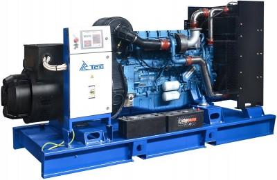 Дизельный генератор ТСС TBd 440SA