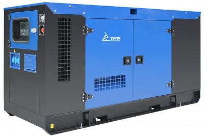 Дизельный генератор ТСС АД-35С-Т400-1РКМ7