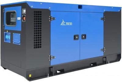 Дизельный генератор ТСС АД-40С-Т400-1РКМ7