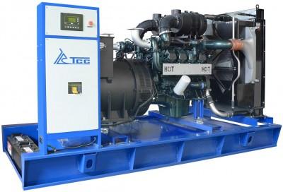 Дизельный генератор ТСС АД-400С-Т400-1РМ17 с АВР
