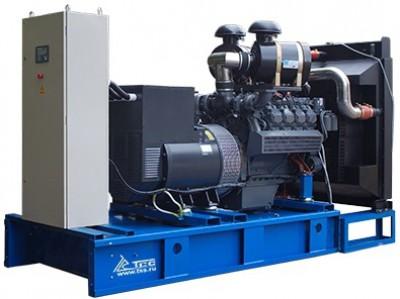 Дизельный генератор ТСС АД-360С-Т400-1РМ6 с АВР