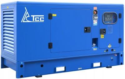 Дизельный генератор ТСС TGY-36С-Т400-1РПМ5