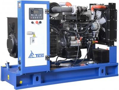 Дизельный генератор ТСС АД-40С-Т400-1РМ7 с АВР