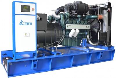 Дизельный генератор ТСС АД-450С-Т400-1РМ17 с АВР