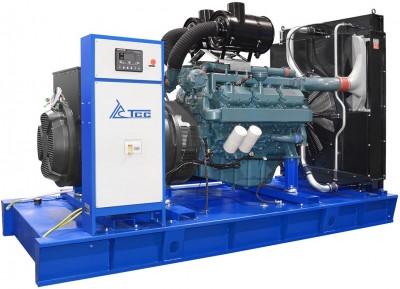 Дизельный генератор ТСС АД-500С-Т400-1РМ17 с АВР