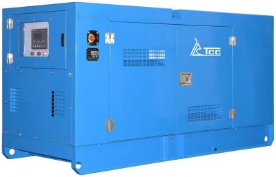 Дизельный генератор ТСС АД-50С-Т400-1РПМ19 с АВР