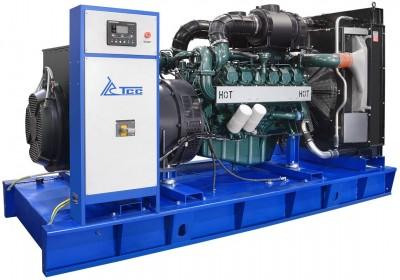 Дизельный генератор ТСС АД-600С-Т400-1РМ17 с АВР