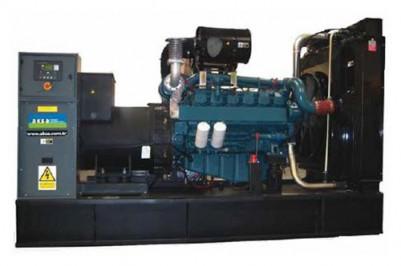Дизельный генератор Aksa AD-550