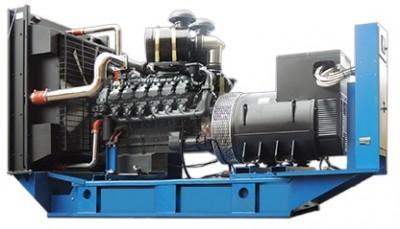 Дизельный генератор ТСС АД-600С-Т400-1РМ6 с АВР